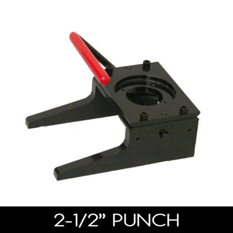 2.5 inch circle punch