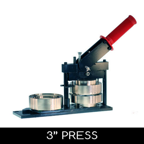 "3"" badge press"