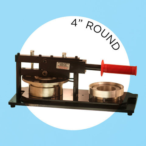 "4"" Standard Button Maker Machines and Start Up Kits"