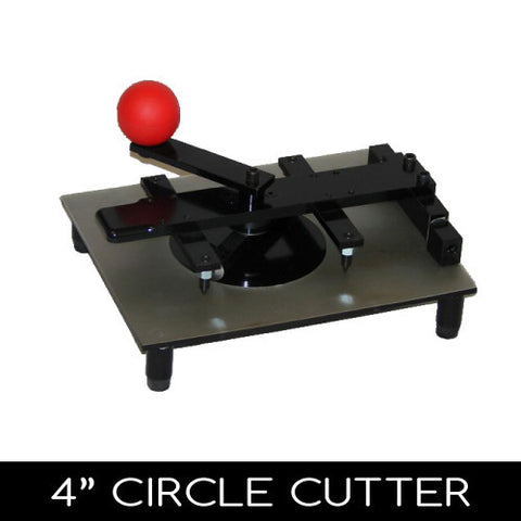 "4"" durable metal circle cutter"