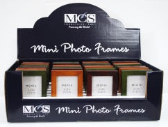 "Colourful Photo Frames 4""x 6"" Professional mini portrait stands"