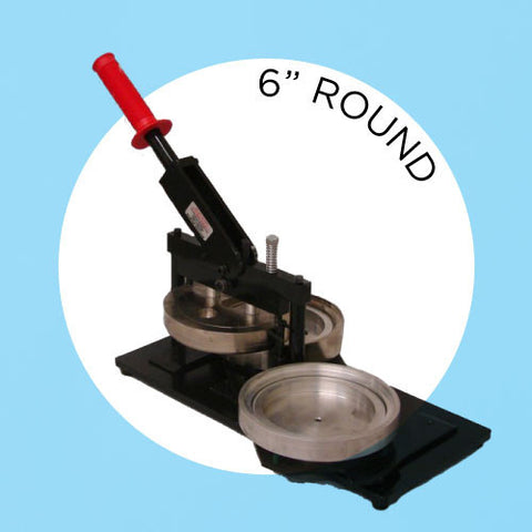 "6"" Standard Button Maker Machines and Start Up Kits"