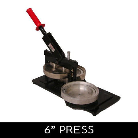 "6"" button hand press"