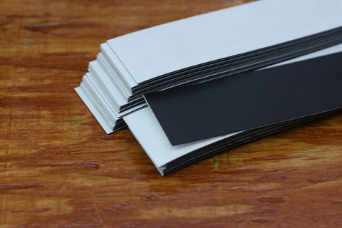 Peel n Stick Magnet Strips - ON SALE Magnets Rectangle Magnetic Strip Style