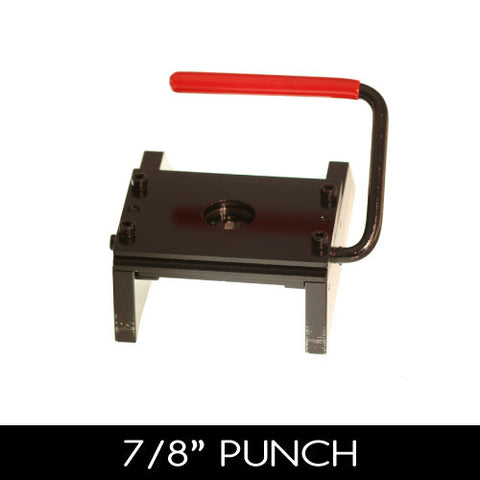 "7/8"" circle graphic punch"