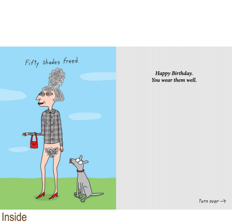 Greeting Cards - Clayboys - Funny Birthday Cards