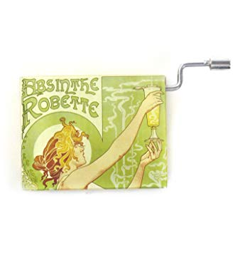 Absinthe Robette Music Box