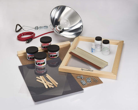 Advanced All-In-One Screen Printing Kit