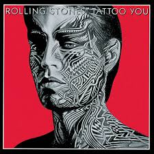 Tattoo you album Art