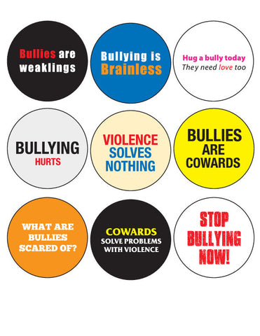 anti-bullying designs for kids