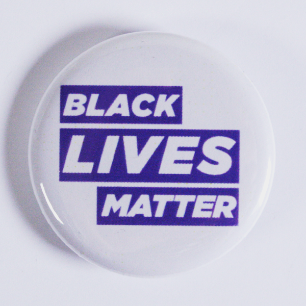 Black Lives Matter Protest Pins