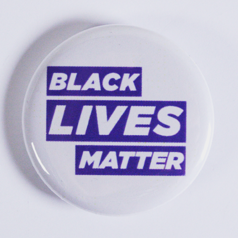 Pin for Black Lives Matter March