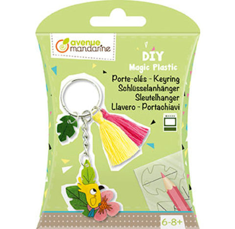 DIY Magic Plastic Broche - Avenue Mandarine
