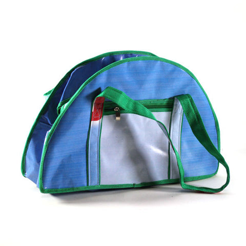 Recycled Banner Bowling Bags - Basura Recycled Banner Bag