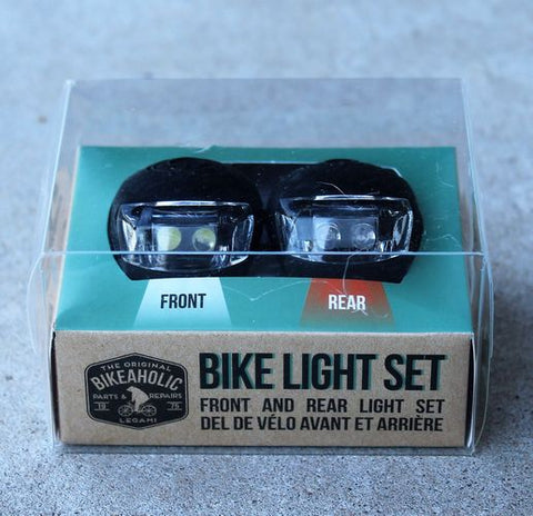 Legami Bike Light Set for Cyclists