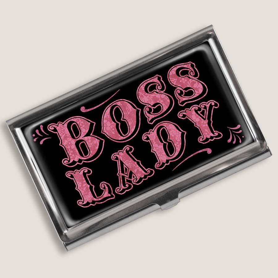 Unique Trixie & Milo Business Card Holders