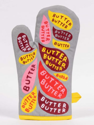 Butter Lover Oven Mitts
