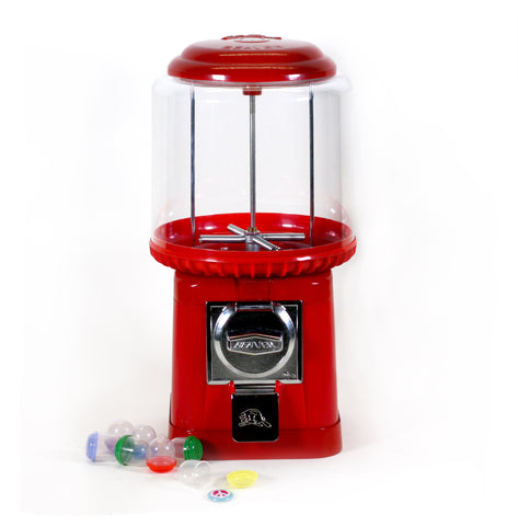 Button Hawk Vending Machine Red
