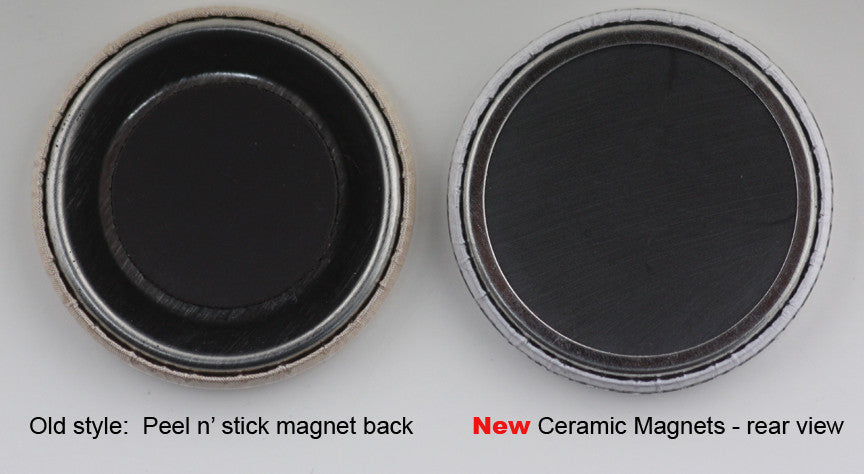 New style ceramic magnets