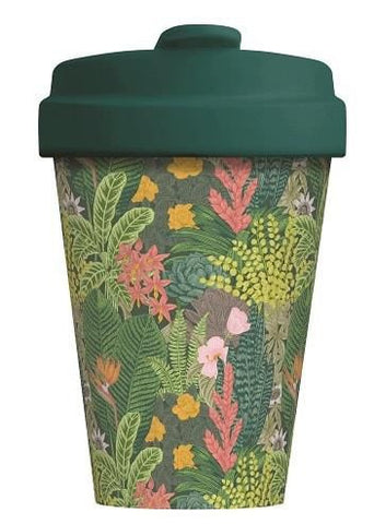 Chic Mic Jungle Eco Friendly Bamboo Cup