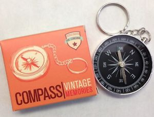 Compact compass ready to use