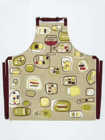 wine lover gift idea kitchen apron