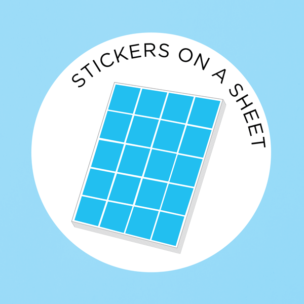labels n stickers square get stickers on a sheet people power