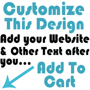Customize this button, custom button design