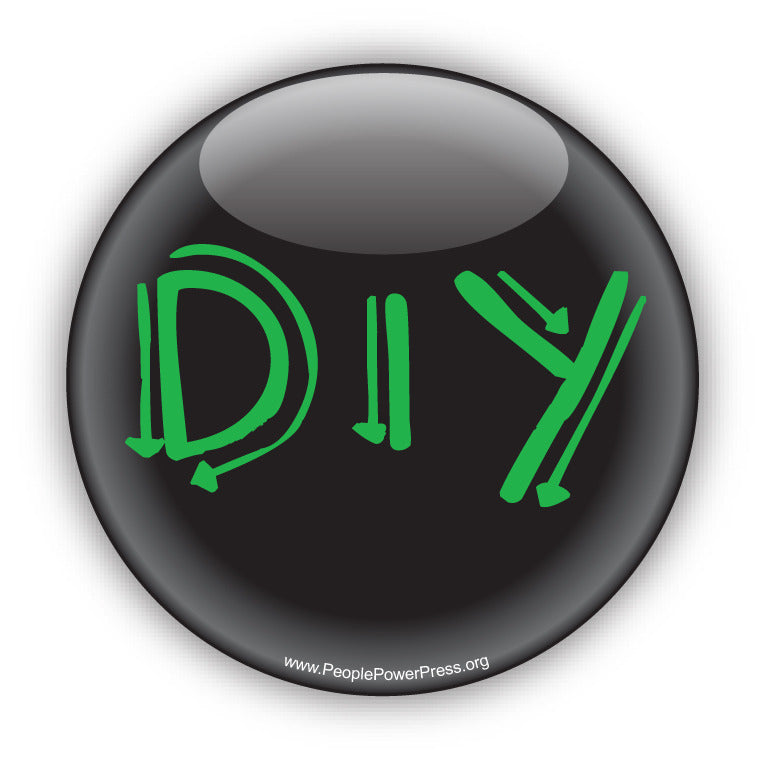 DIY- Do It Yourself - Green