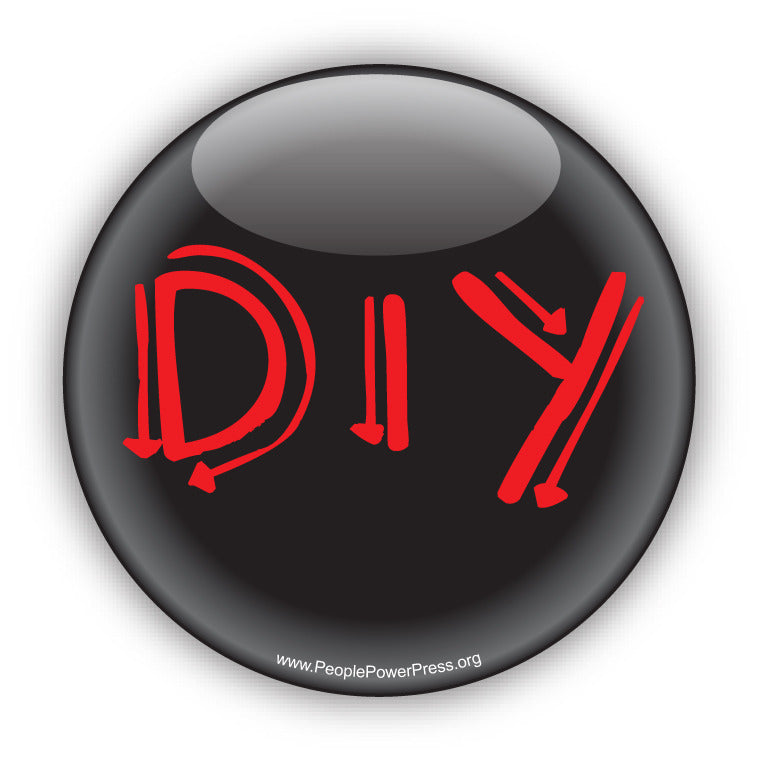 DIY- Do It Yourself - Red