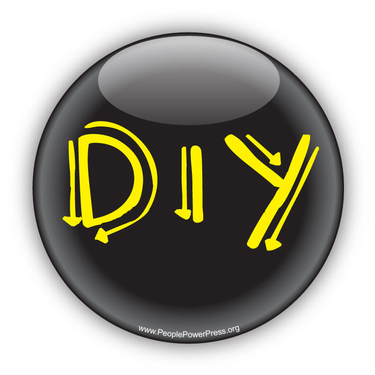 DIY- Do It Yourself - Yellow