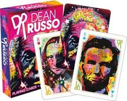 DR - Dean Russo - Street Art style Playing Cards