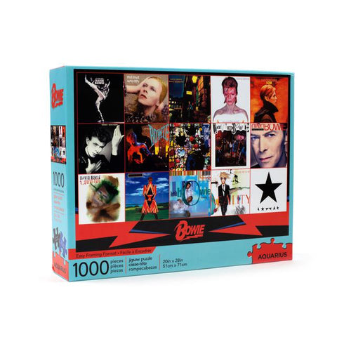 David Bowie Collection Puzzle
