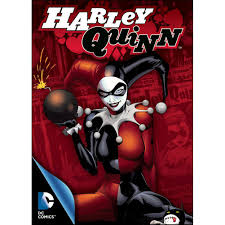 DC Comics Harley Quinn - Straight from Gotham City