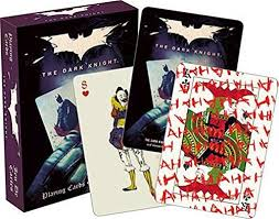 Heath Ledger - The Joker - Aquarius Playing cards