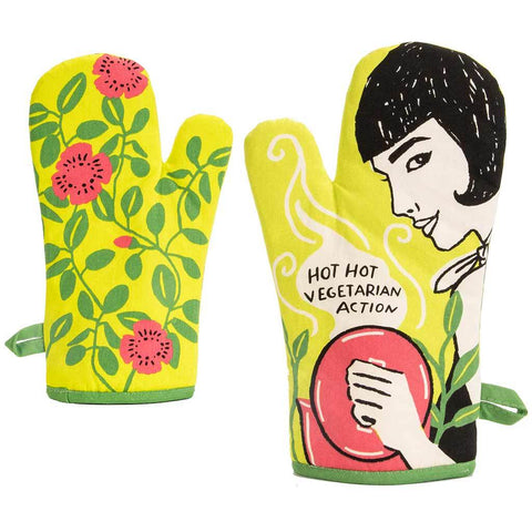 Vegetarian Oven Gloves