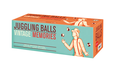 For the family performer Juggling Balls set of 3