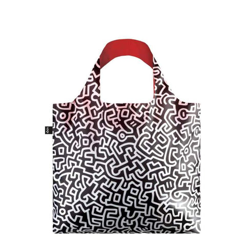 Keith Harring Fashion Tote Bag by LOQI