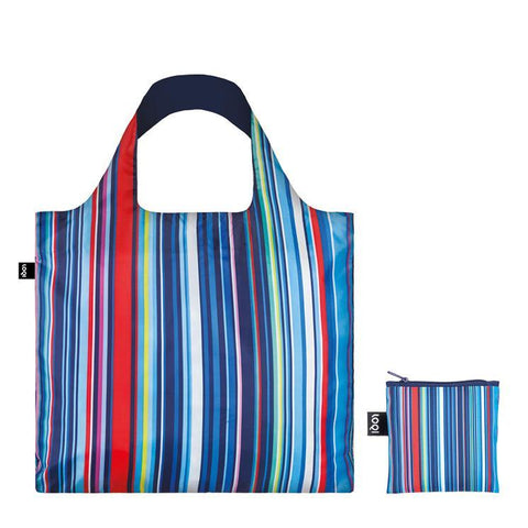 Nautical Stripes Super Strong Tote Bag