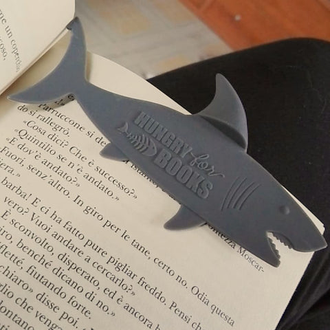 Shark Page Marker