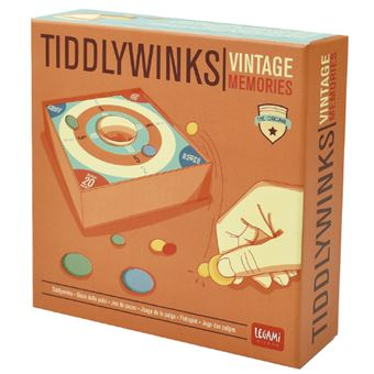 Tiddlywinks by Legami