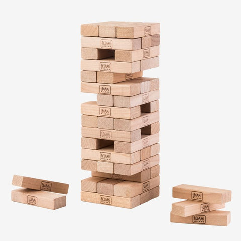 Family-Fun wooden blocks game