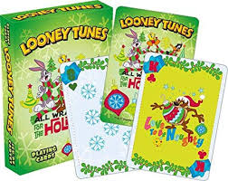 Looney Tunes Playing Cards Aquarius