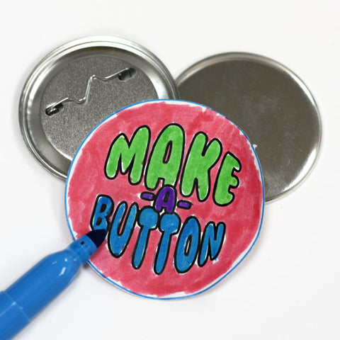 Make a Button Single Image