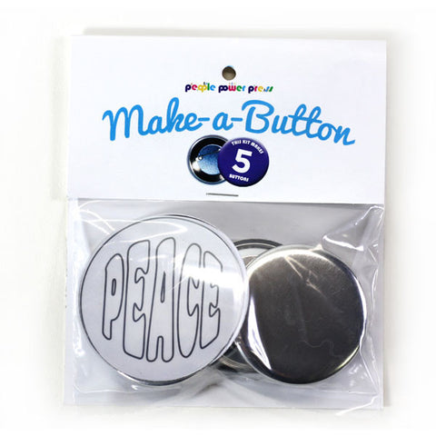 Make-A-Button at People Power Press
