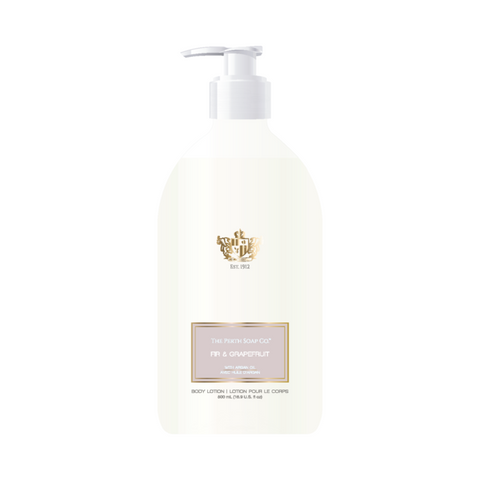 Fir & Grapefruit, Gentle Body Lotion, for Silky-Smooth Skin