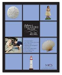 Momento treasures display frame