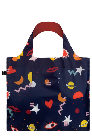 Fashion Night Night Tote Bag