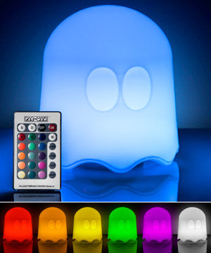 Pac-Man-Ghost-LED-Light-Kids-Bedroom