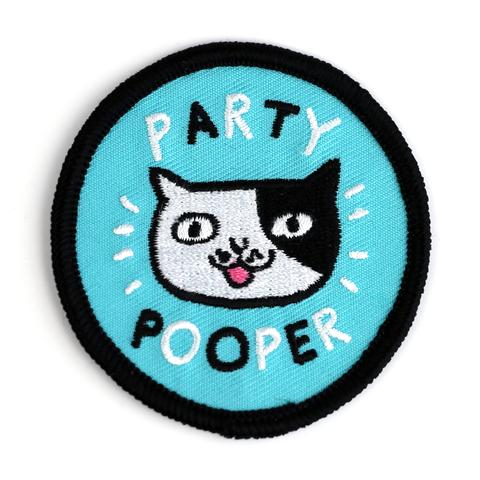 Cool Party Pooper Patch